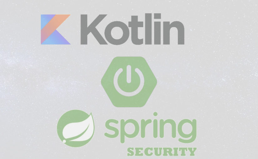 Provide basic security for your Spring Boot application with Spring Security and Kotlin