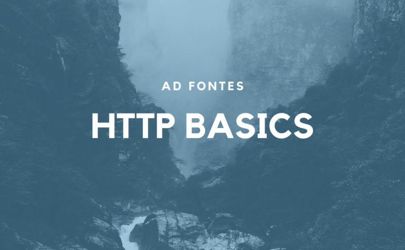HTTP basics – what do you need to know about it?